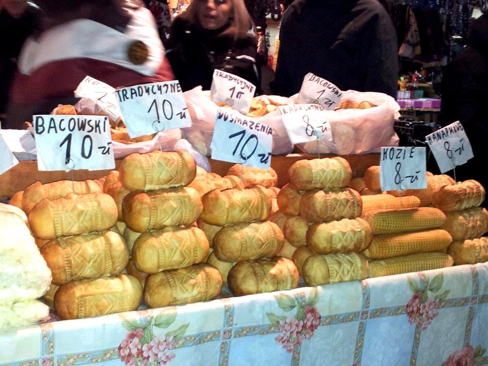 piatti tipici Polonia: Oscypek