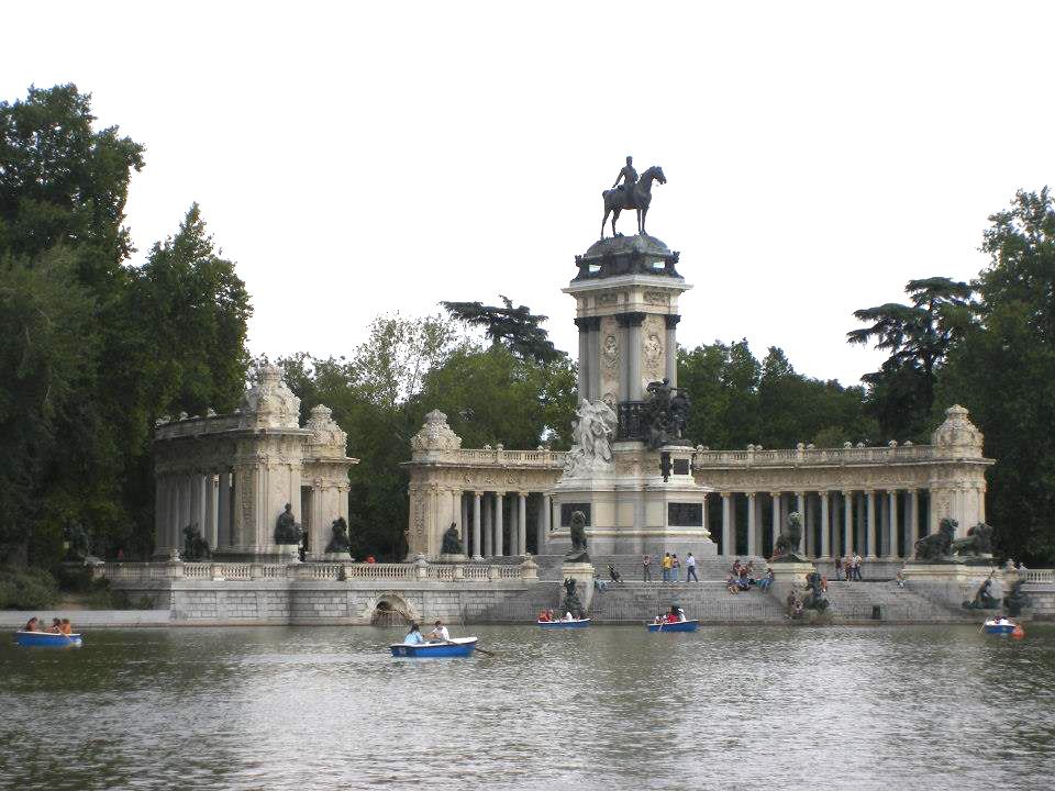 Monumento Alfonso XII