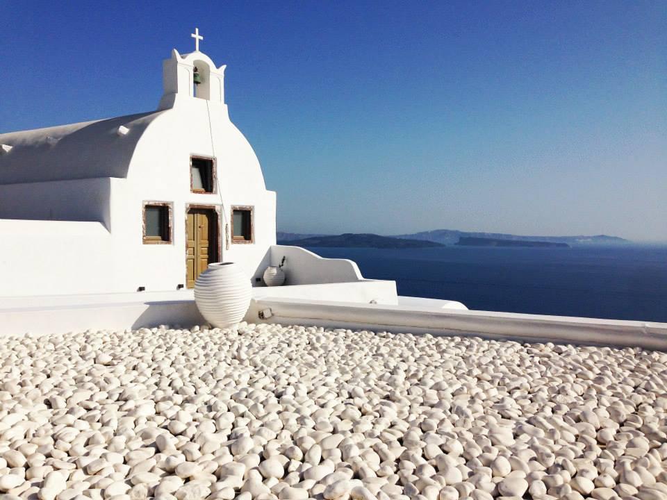 visitare Santorini