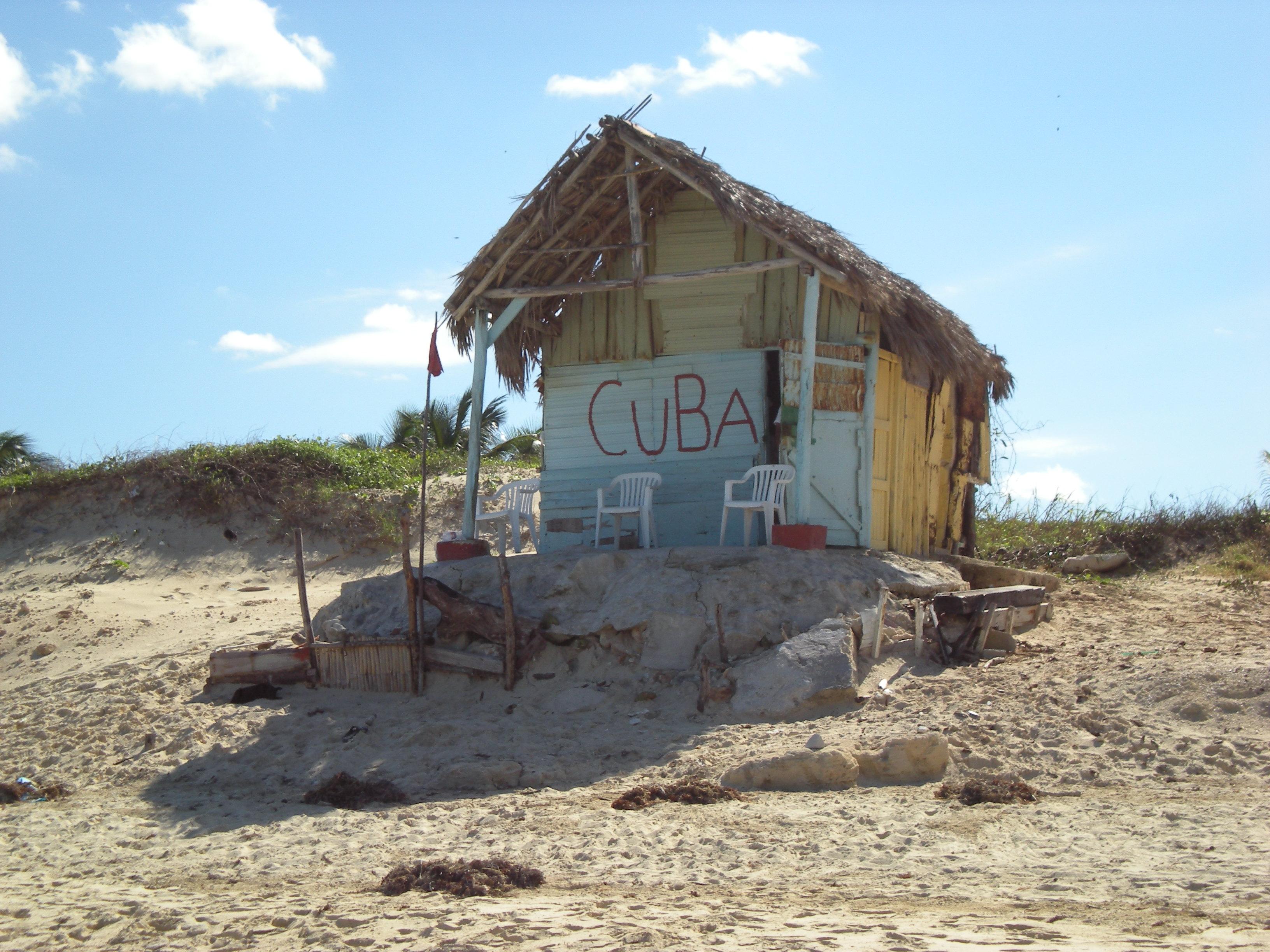playa del Este cuba