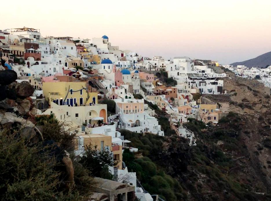 cosa vedere a Santorini: tramonto