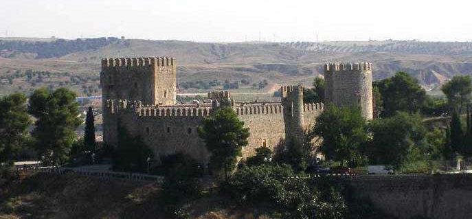 toledo cosa vedere: Castello San Servando