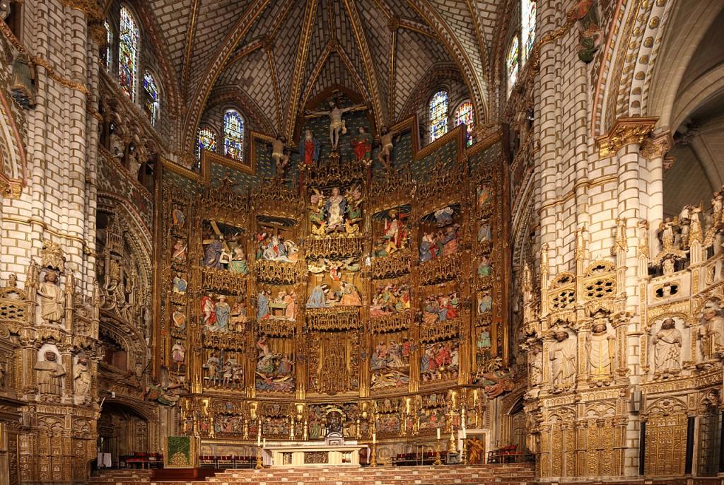 toledo in un giorno: cattedrale