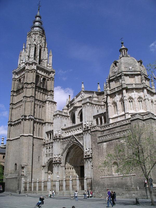 Catterale Toledo