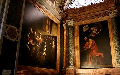 Tele di Caravaggio