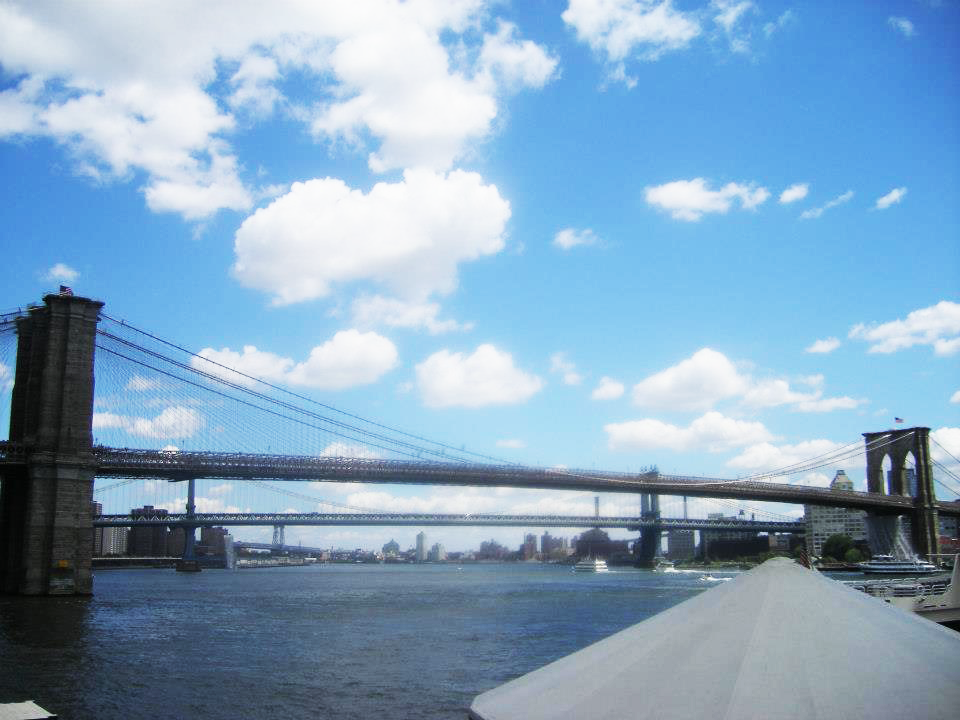 Ponte di Brooklyn - New York