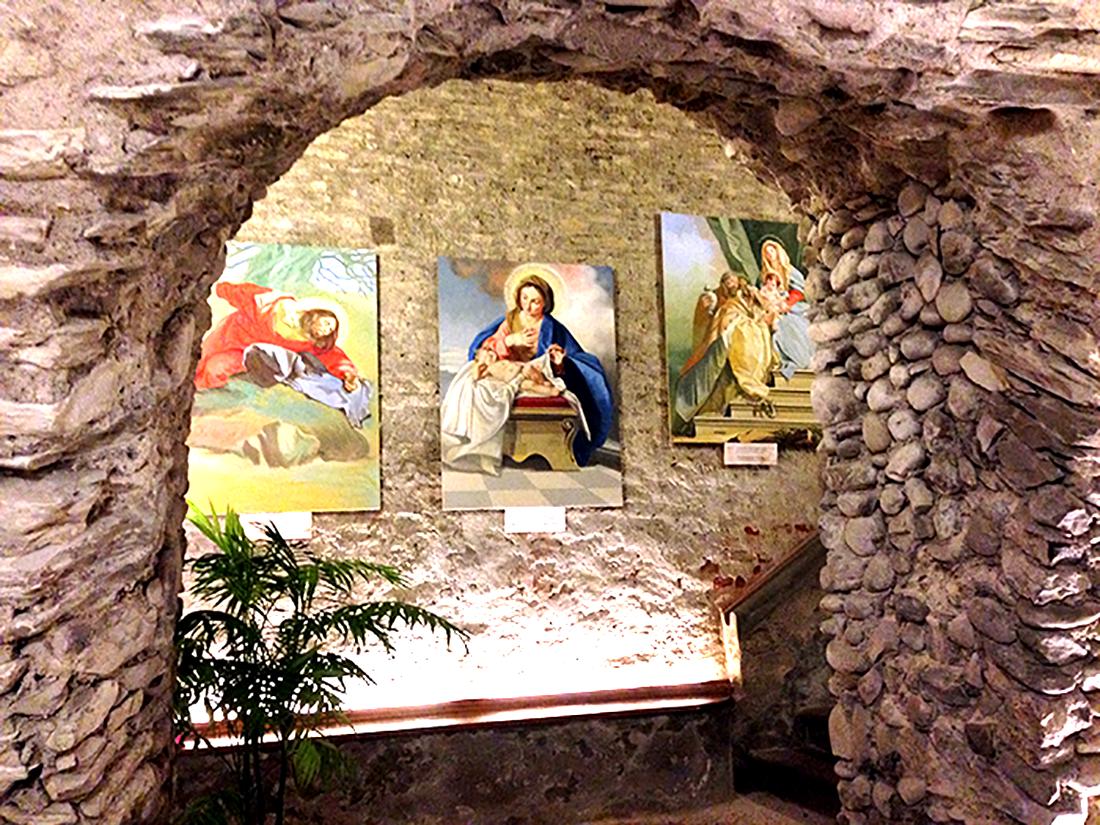 Cripta - Santa Maria delle Carceri, Prato