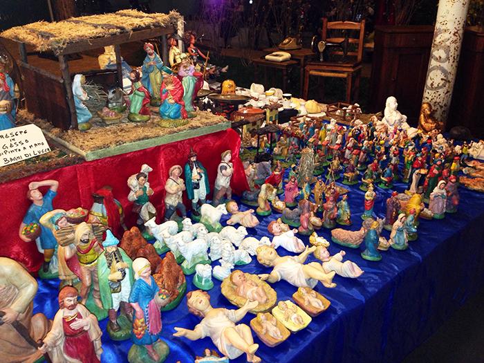 Mercatino di Natale a Prato