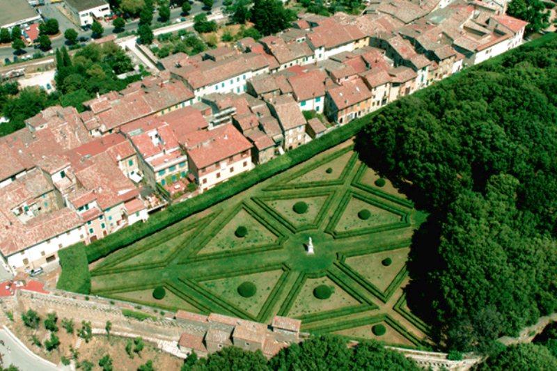 Horti Leonini - San Quirico d'Orcia