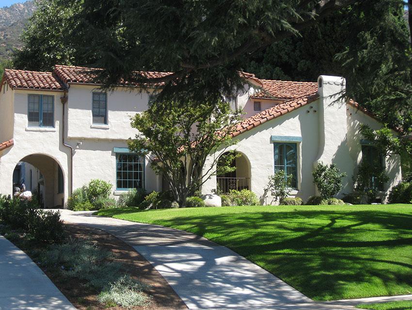Casa Walsh - Beverly Hills 90210