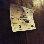 Montepulciano: la Cantina de' Ricci