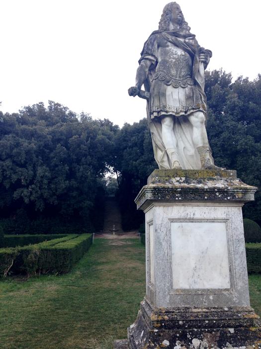 Statua Cosimo III dei Medici