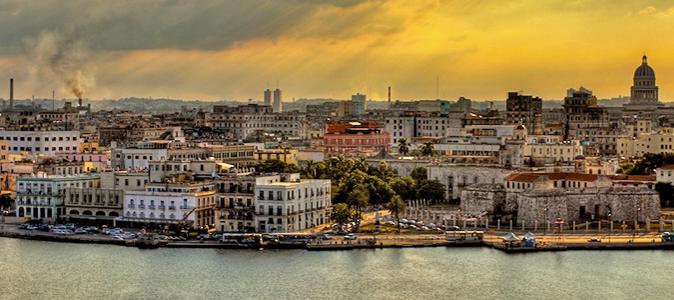 Vista sull'Avana