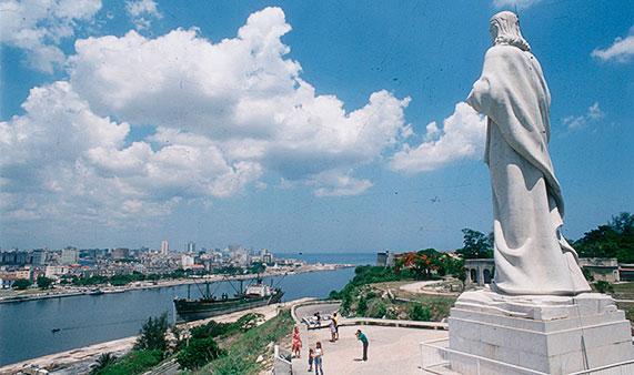 Vista dal Cristo de L'Avana