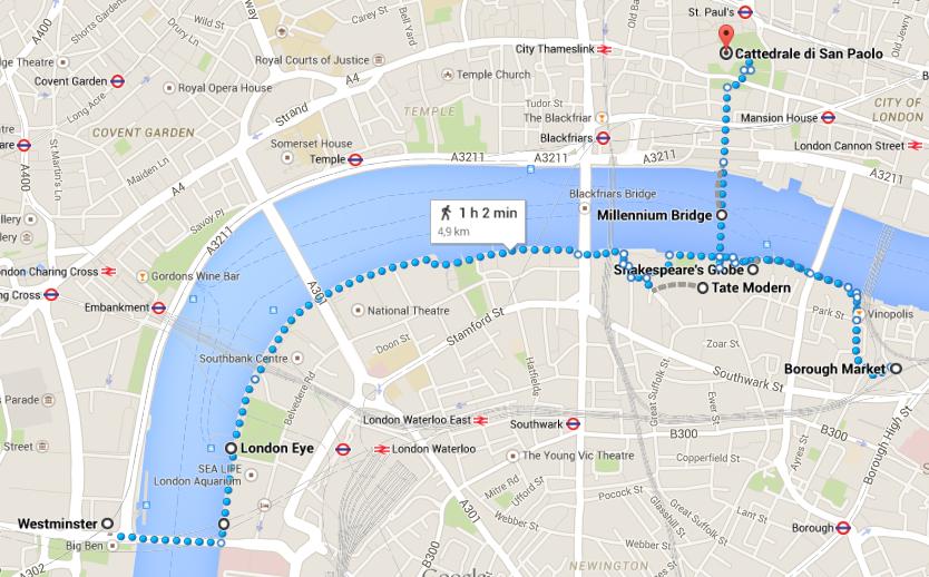 Londra in 4 giorni: parte tre