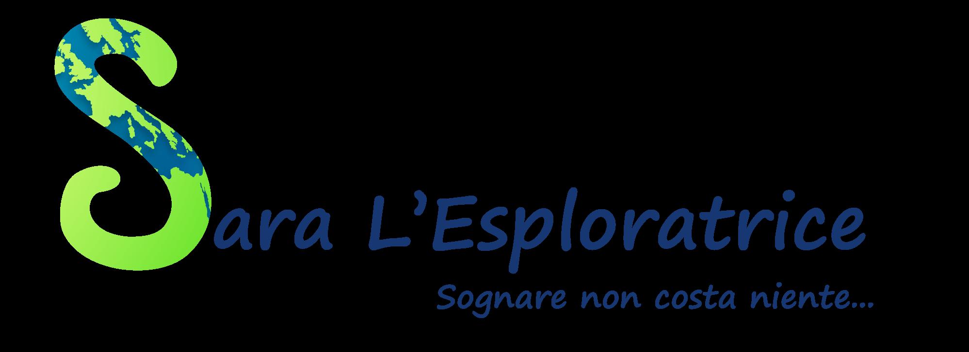 Sara L'Esploratrice – Travel Blog di Sara Ciolini