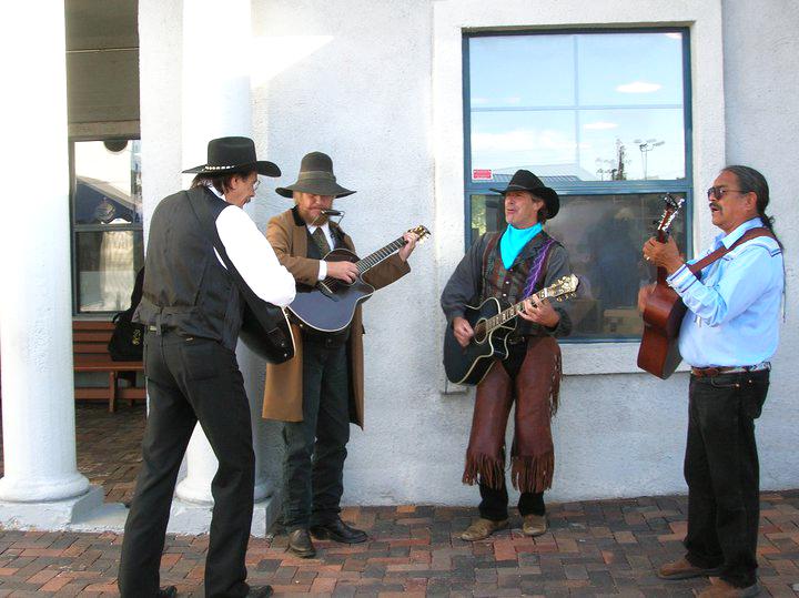 Musicisti western
