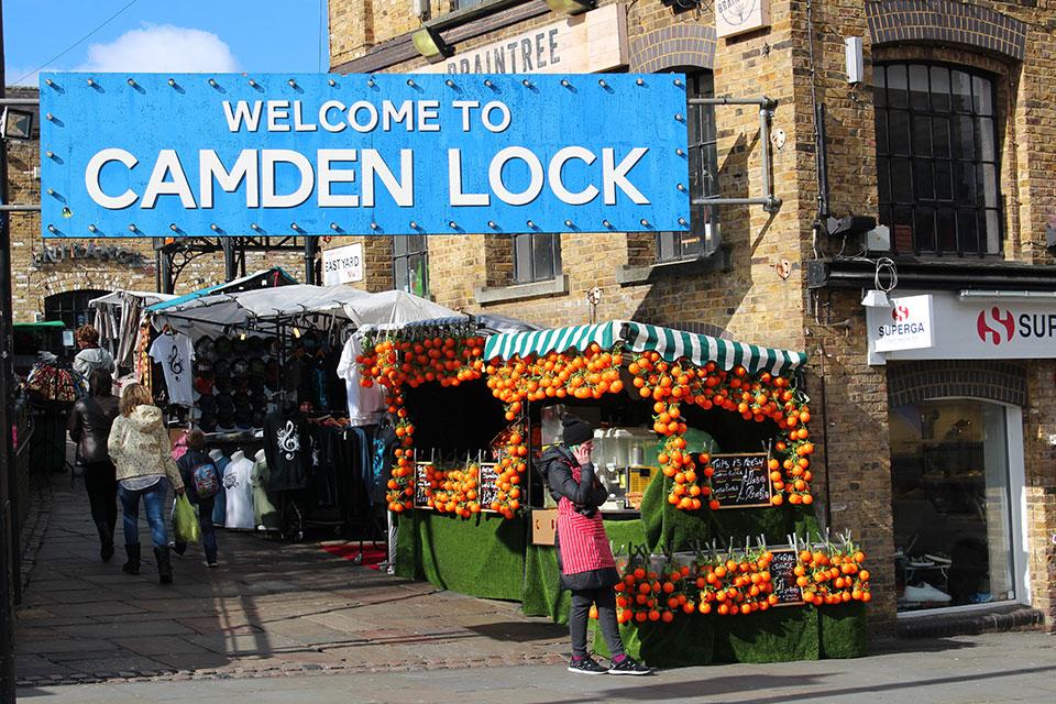 Entrata Camden Lock
