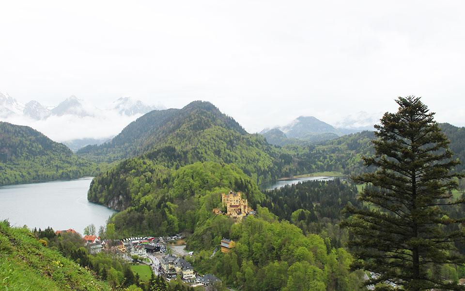 Castelli della Baviera: Hohenschwangau