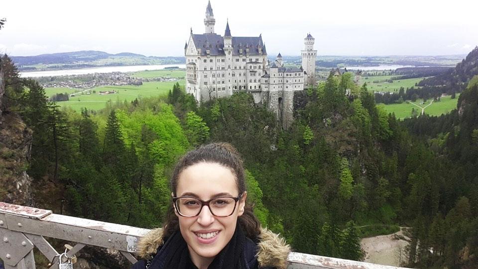 Castelli della Baviera - ponte Marienbrucke