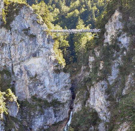 Il ponte di Marienbrücke
