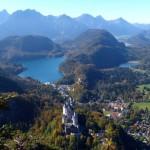 Castelli della Baviera: Neuschwanstein e Hohenschwangau