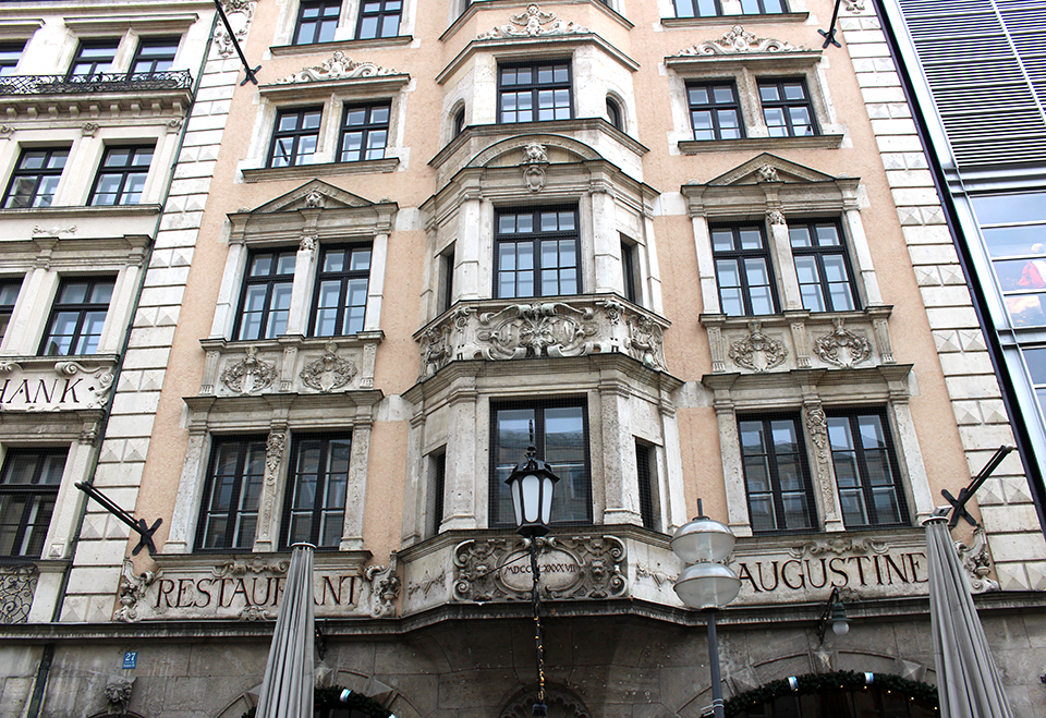 Birrerie a Monaco: Augustiner