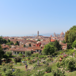 Firenze: il giardino delle rose