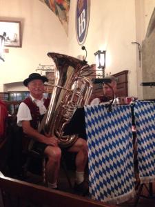 Musicista Bavarese