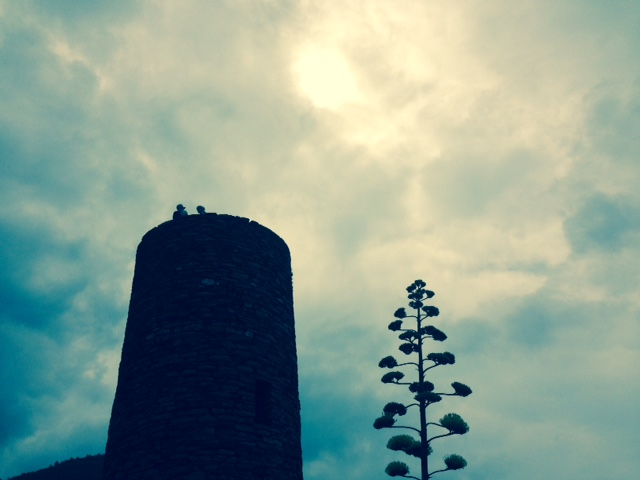 Torre del Castello Doria, Vernazza