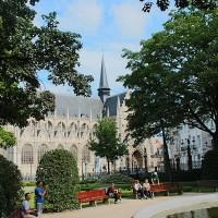 Église-de-Notre-Dame-du-Sablon bruxelles