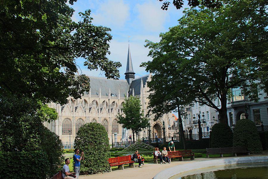 Église-de-Notre-Dame-du-Sablon