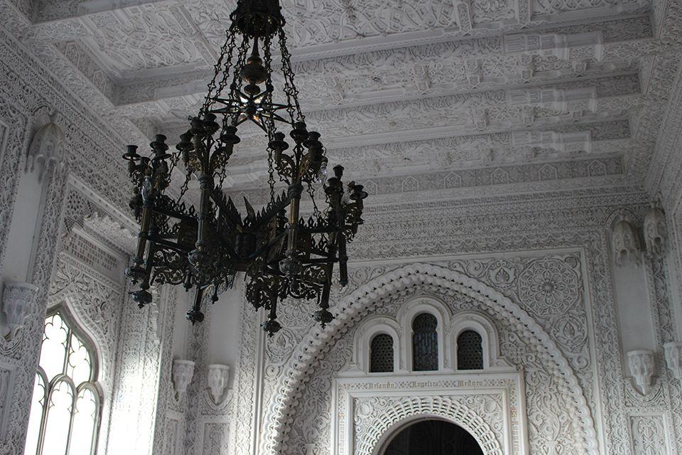 Sala degli Amanti castello di sammezzano
