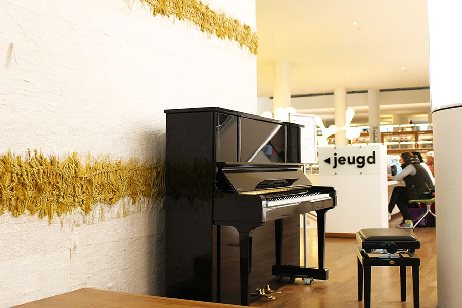pianoforte amsterdam bibliotheek