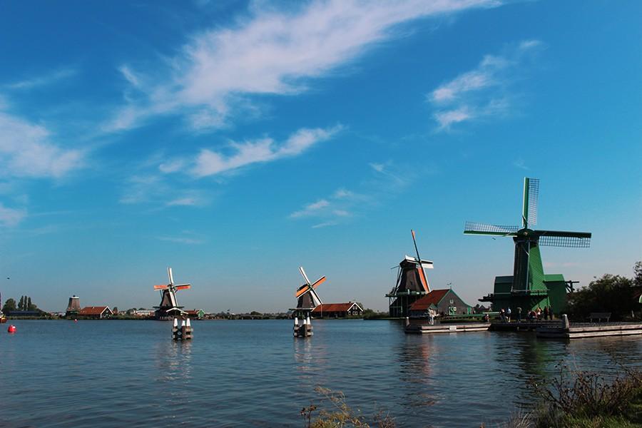 mulini a vento Amsterdam