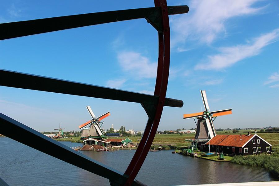 Zaanse Schans come arrivare da Amsterdam