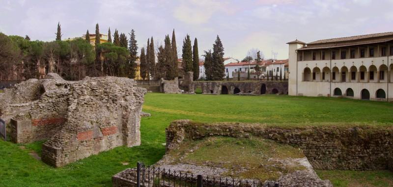 cosa visitare ad arezzo: anfiteatro romano