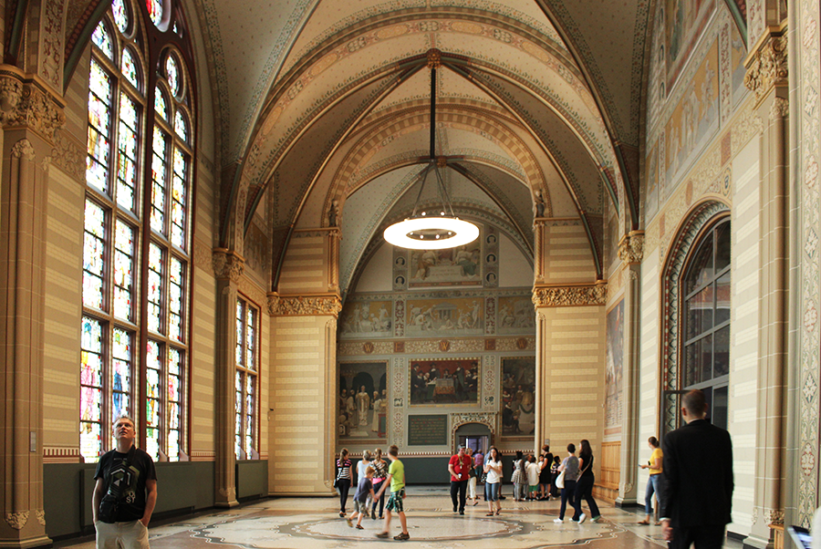 Rijksmuseum interno
