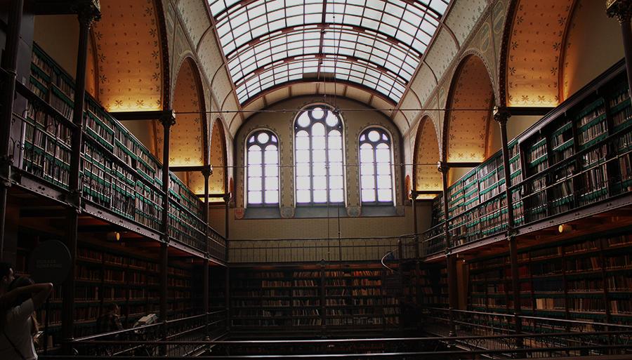 Rijksmuseum libreria