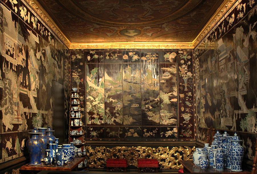 Rijksmuseum padiglione asiatico