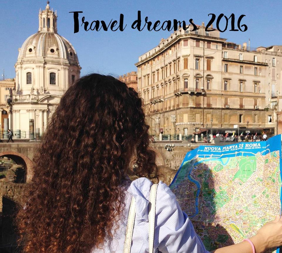 travel dreams 2016