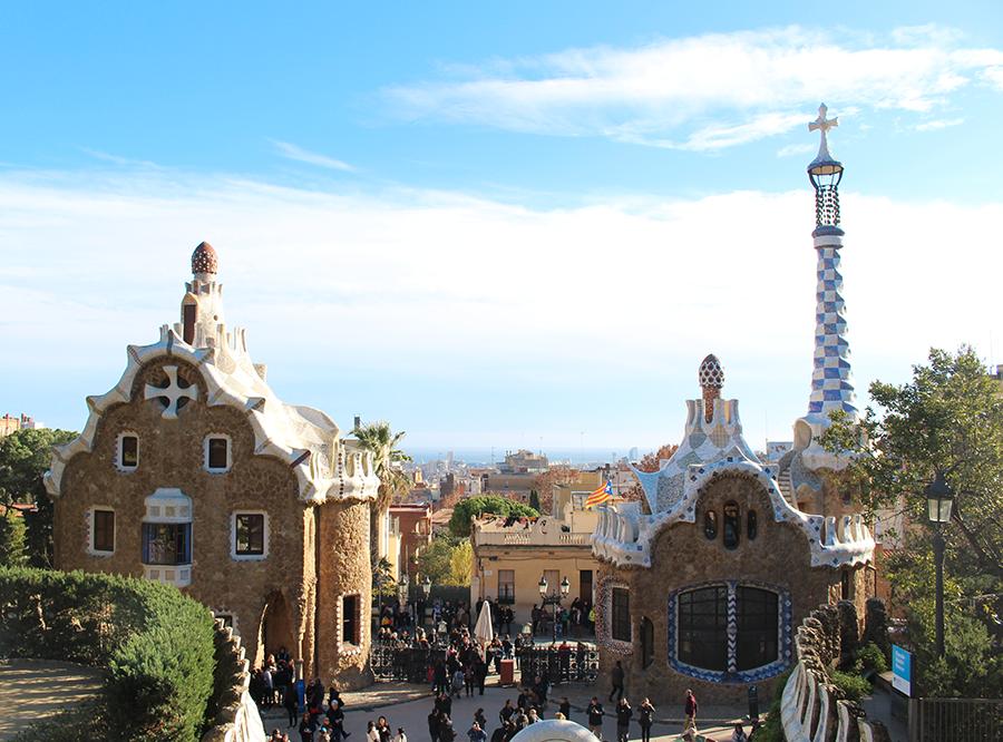 Opere di Gaudì a Barcellona: Casa Battlò