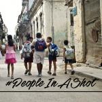 #PeopleInAShot: persone che fanno i viaggi
