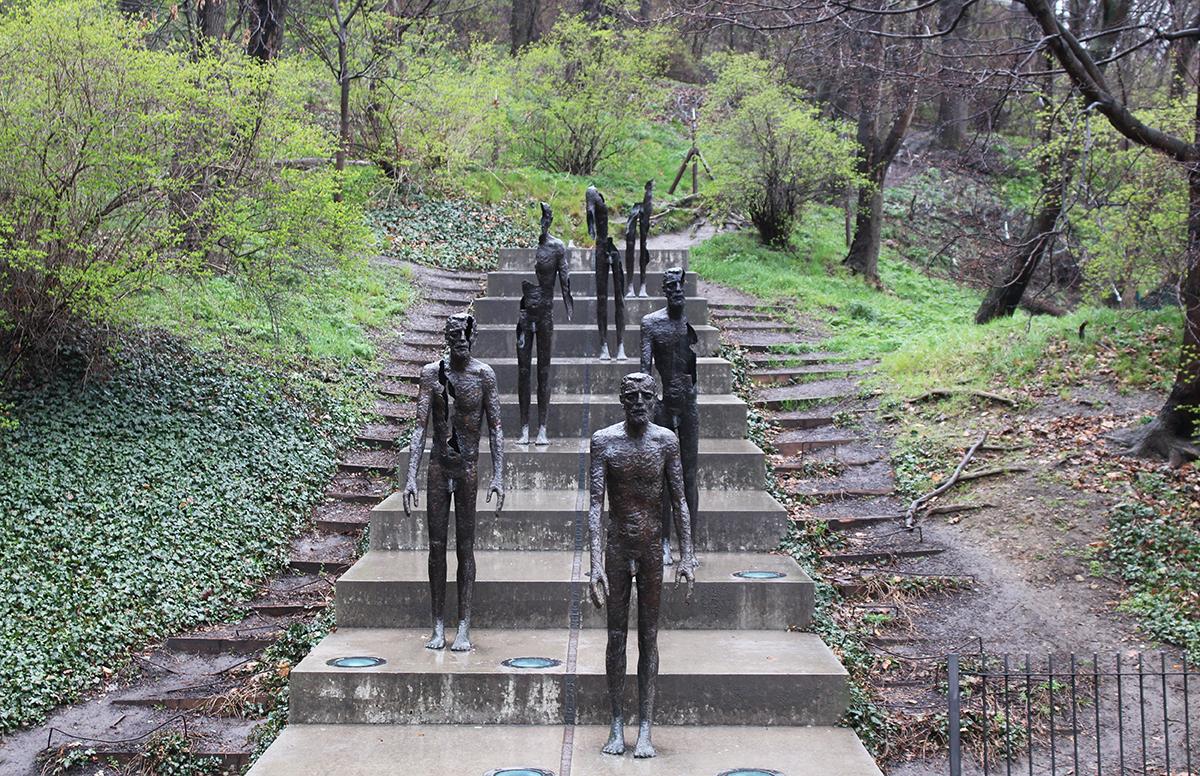 Memoriale alle vittime del comunismo - Praga
