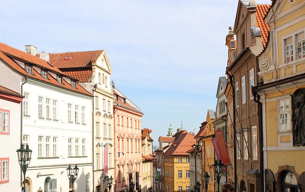 via Nerudova Praga