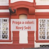 Praga a colori Nový Svět