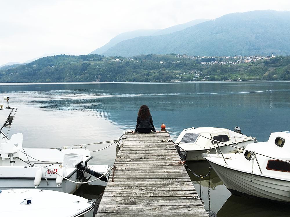 laghi trentino alto adige - lago di caldonazzo
