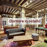 dormire in ostello