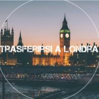 Trasferirsi a Londra
