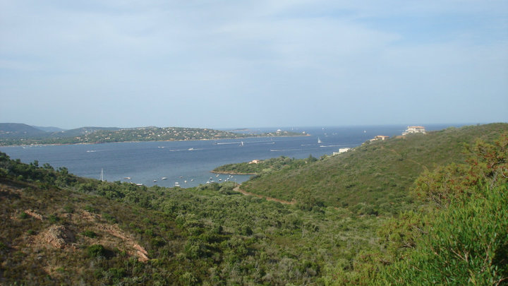 veduta sud della Corsica